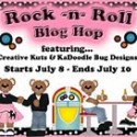 "You're Invited: ""LET'S ROCK AND ROLL"" Blog Hop / Day 1"